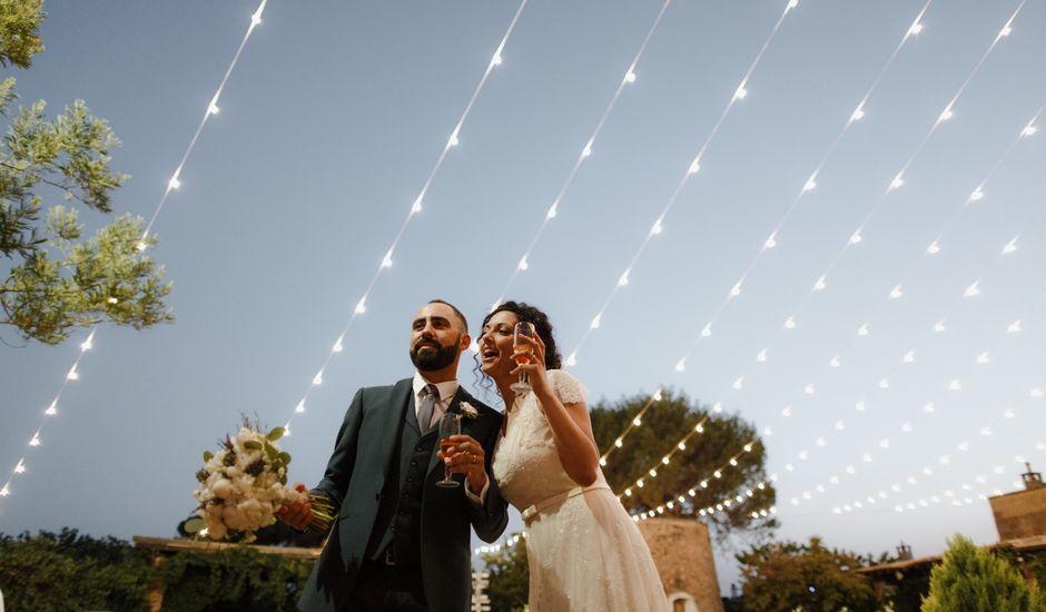 Il matrimonio di Duilio e Sara a Trepuzzi, Lecce
