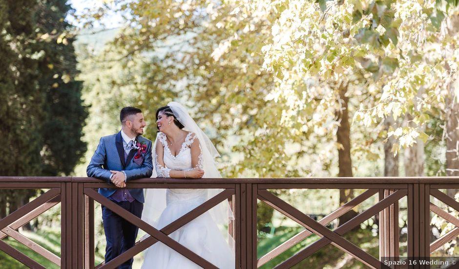 Il matrimonio di Damiano e Caterina a Cascina, Pisa