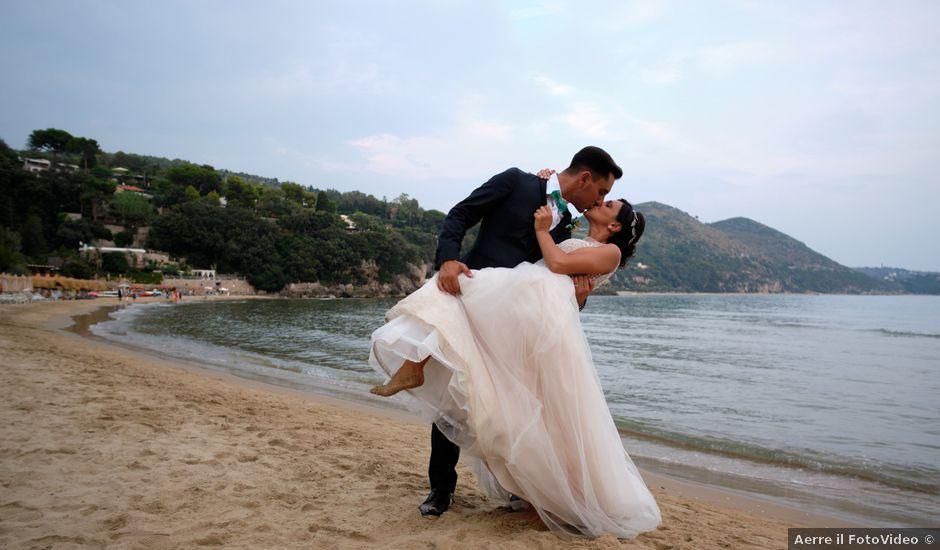 Il matrimonio di Susanna e Roberto a Gaeta, Latina