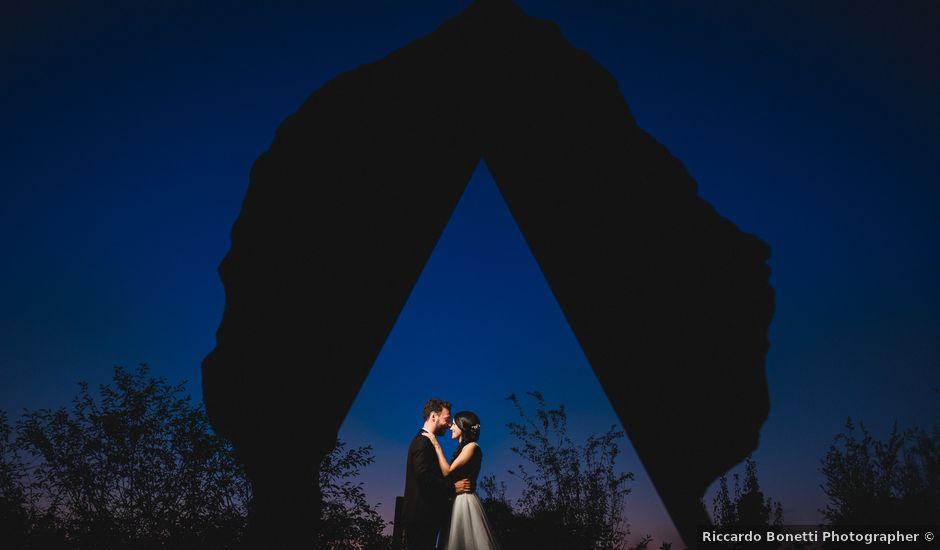 Il matrimonio di Marco e Marika a Quattordio, Alessandria