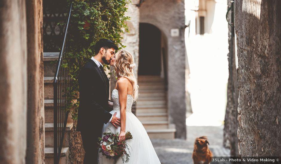 Il matrimonio di Federico e Paola a Roma, Roma