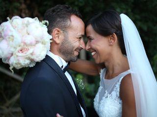 Le nozze di Mariangela e Costantino