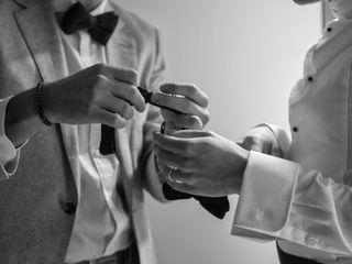 Le nozze di Meghan e Andrea 1