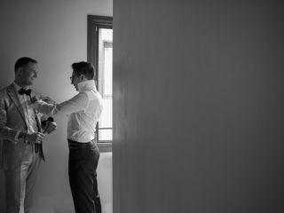 Le nozze di Meghan e Andrea 2