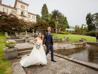 Le nozze di Lorella e Yaron