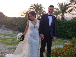 Le nozze di Concita e Luca