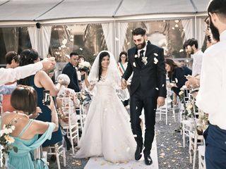 Le nozze di Judith e Simone