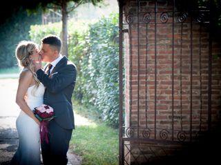 Le nozze di Lara e Alex