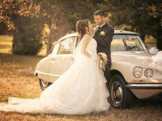 Le nozze di Elisa e Jacopo