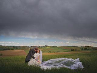 Le nozze di Grazia e Marco