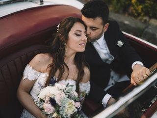 Le nozze di Anna e Donato