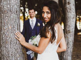 Le nozze di Laura e Christoph