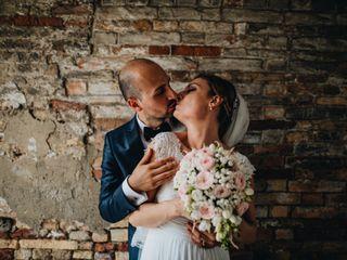 Le nozze di Rosa e Matteo