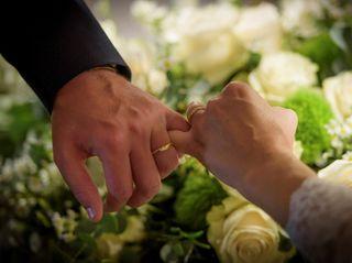 Le nozze di Oliana e Ronny