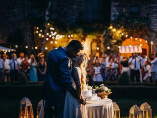 Le nozze di Carola e Marcello