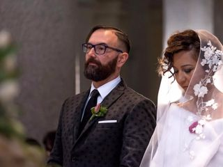 Le nozze di Alessandra e Pier Luigi