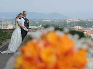 Le nozze di Paolo e Mara