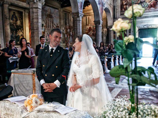 Il matrimonio di Daniele e Giorgia a Roma, Roma 11