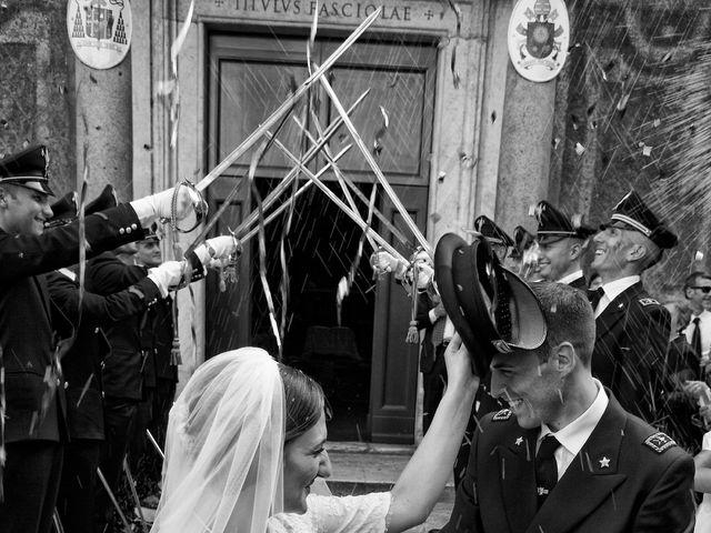 Il matrimonio di Daniele e Giorgia a Roma, Roma 15