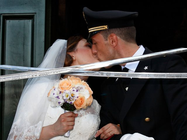 Il matrimonio di Daniele e Giorgia a Roma, Roma 17