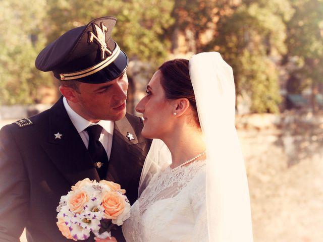 Il matrimonio di Daniele e Giorgia a Roma, Roma 20
