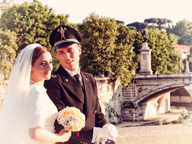 Il matrimonio di Daniele e Giorgia a Roma, Roma 21