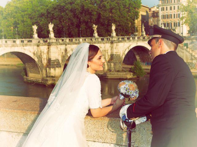 Il matrimonio di Daniele e Giorgia a Roma, Roma 23