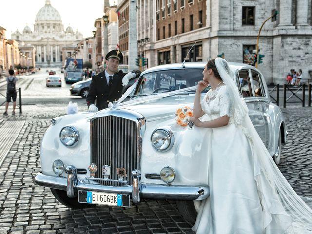 Il matrimonio di Daniele e Giorgia a Roma, Roma 25