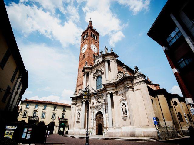Il matrimonio di Paolo e Daniela a Treviglio, Bergamo 1