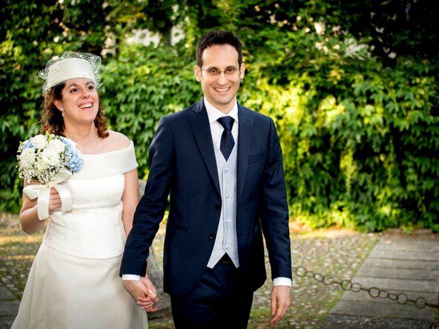 Il matrimonio di Paolo e Daniela a Treviglio, Bergamo 26