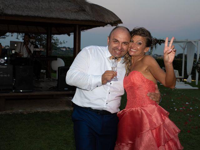 Il matrimonio di Mirco e Laura a Mosciano Sant'Angelo, Teramo 16