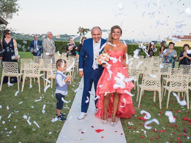 Il matrimonio di Mirco e Laura a Mosciano Sant'Angelo, Teramo 2