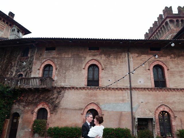 Le nozze di Rosaria e Andrea