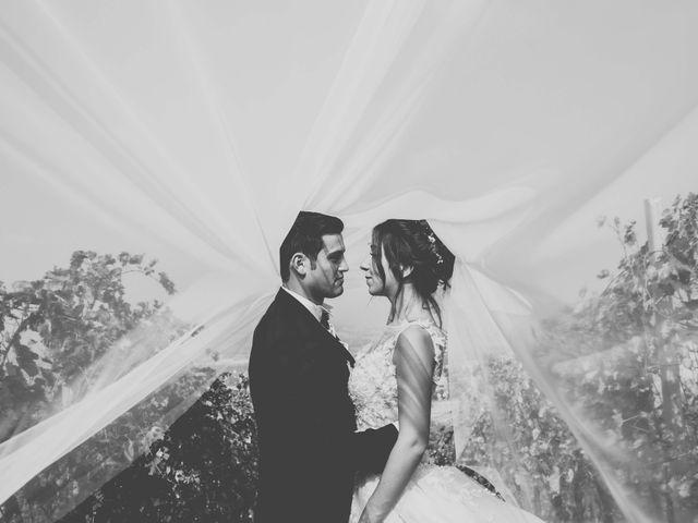 le nozze di Noemi e Ferdinando