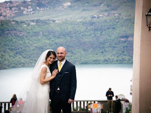 Il matrimonio di Rachele e Marco a Roma, Roma 10