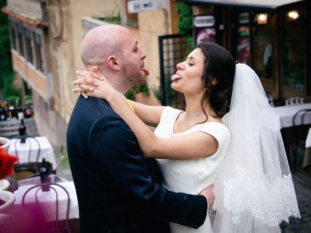 Il matrimonio di Rachele e Marco a Roma, Roma 11