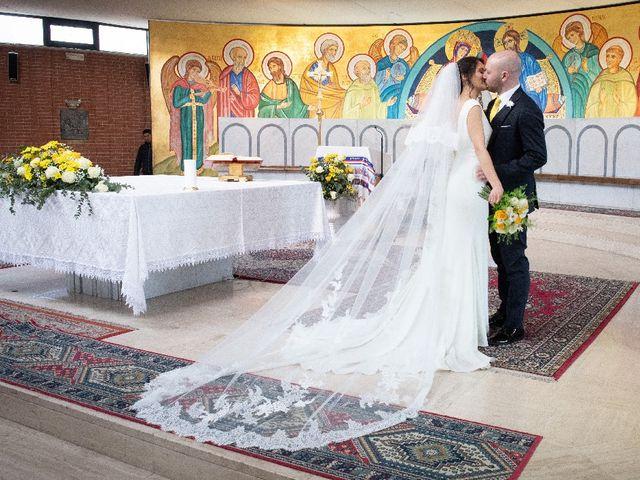 Il matrimonio di Rachele e Marco a Roma, Roma 13