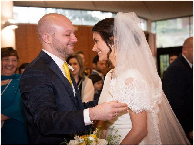 Il matrimonio di Rachele e Marco a Roma, Roma 18