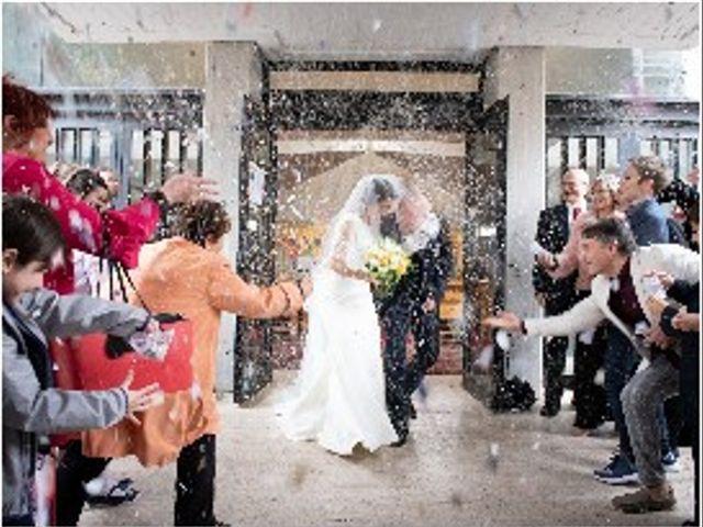 Il matrimonio di Rachele e Marco a Roma, Roma 20