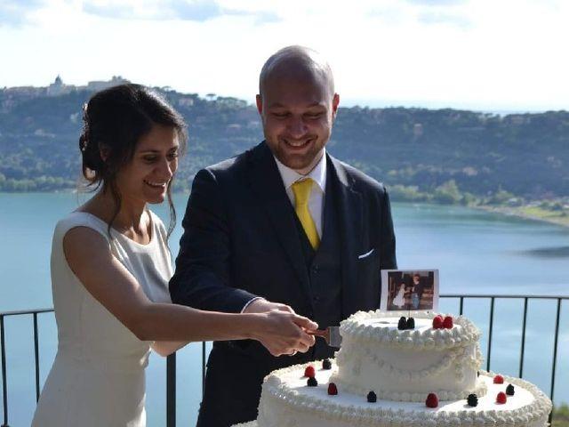 Il matrimonio di Rachele e Marco a Roma, Roma 23