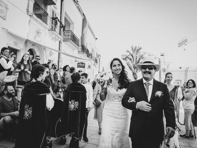 Il matrimonio di Christoph e Laura a Carovigno, Brindisi 17