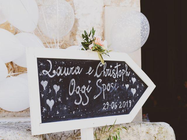 Il matrimonio di Christoph e Laura a Carovigno, Brindisi 18