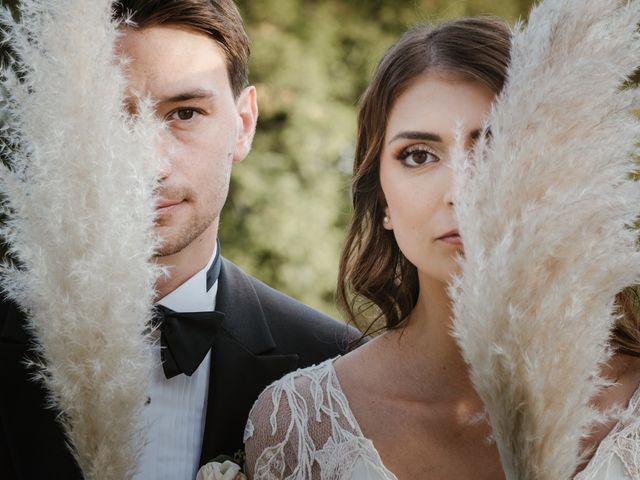 Le nozze di Flavia e Roger