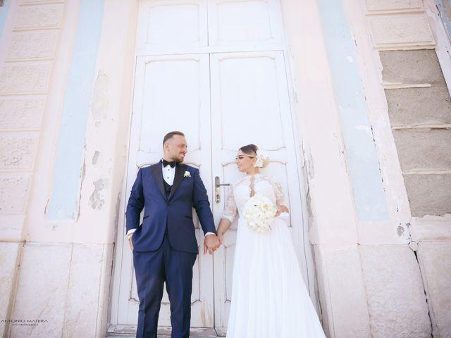 Le nozze di Dora e Lino