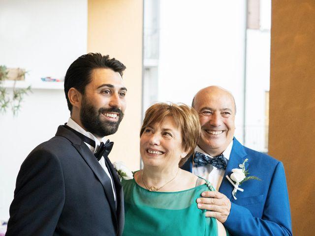 Il matrimonio di Alessando e Angelica a Calusco d'Adda, Bergamo 6