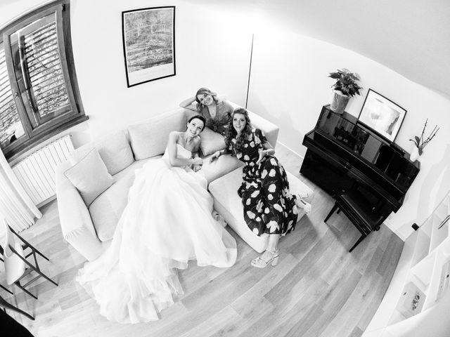 Il matrimonio di Alessando e Angelica a Calusco d'Adda, Bergamo 10