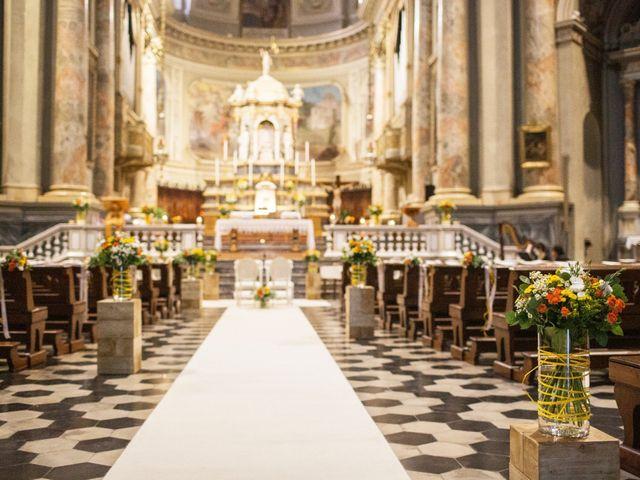 Il matrimonio di Alessando e Angelica a Calusco d'Adda, Bergamo 12