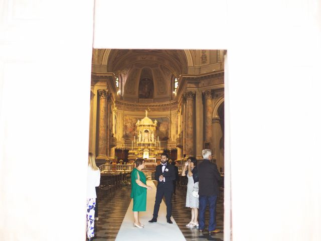 Il matrimonio di Alessando e Angelica a Calusco d'Adda, Bergamo 14