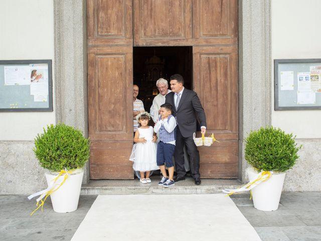Il matrimonio di Alessando e Angelica a Calusco d'Adda, Bergamo 15