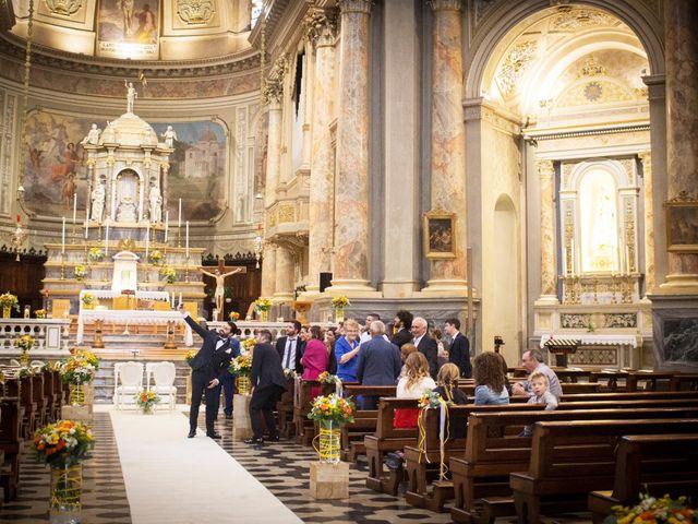 Il matrimonio di Alessando e Angelica a Calusco d'Adda, Bergamo 16